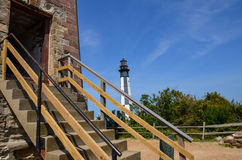 Cape Henry Lighthouse Royalty Free Stock Photo