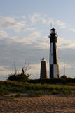 Cape Henry Lighthouses Royalty Free Stock Image