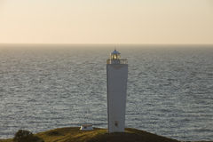 Cape Jervis lighthouse royalty free stock image