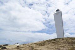 Cape Jervis Lighthouse, Fleurieu Peninsula, South Australia Stock Images