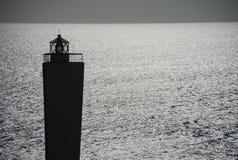 Cape Jervis lighthouse. South Australia, Australia Stock Image