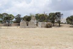 Old Ruins, Cape Jervis, Fleurieu Peninsula, South Australia Stock Images