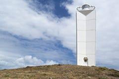 Cape Jervis Lighthouse, Fleurieu Peninsula, South Australia Stock Photo