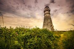 Cape Jourimain Lighthouse Stock Photos