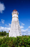 Cape Jourimain Lighthouse, New Brunswick Stock Image