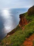Cape Kaliakra sea view stock photography
