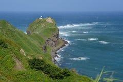 Cape Kamui, Hokkaido, Japan Royalty Free Stock Photography