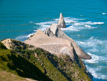Cape kidnappers Royalty Free Stock Photo