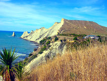 Cape Kidnappers, New Zealand Royalty Free Stock Images