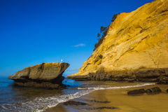 Cape Kiwanda Royalty Free Stock Photos
