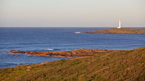 Cape Leeuwin Lighthouse Stock Photography