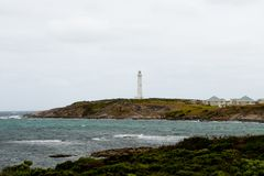 Cape Leeuwin Lighthouse. Augusta - Australia royalty free stock photos