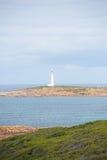 Cape Leeuwin Lighthouse Australia Coast Royalty Free Stock Photo