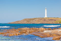 Cape Leeuwin Lighthouse Royalty Free Stock Photos