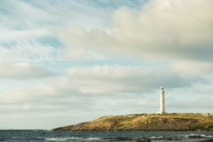 Cape Leeuwin Lighthouse Sunrise Augusta stock images