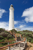 Cape Leeuwin Lighthouse. Viewing platform at Cape Leeuwin Lighthouse Augusta Western Australia wa royalty free stock images