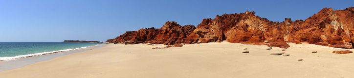Cape Leveque near Broome, Western Australia Royalty Free Stock Images
