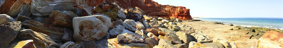 Cape Leveque near Broome, Western Australia Stock Photo