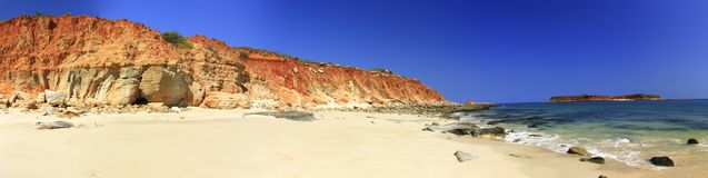 Cape Leveque near Broome, Western Australia Stock Images