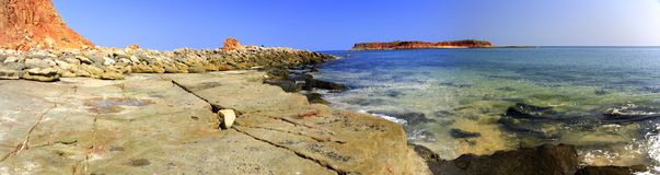 Cape Leveque near Broome, Western Australia Royalty Free Stock Image
