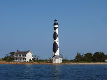 Cape Lookout. Lighthouse Royalty Free Stock Photography