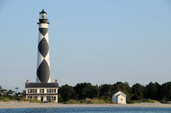 Cape Lookout Lighthouse Royalty Free Stock Photo