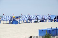 Cape May Beach Royalty Free Stock Photography