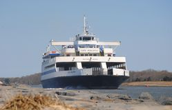 Cape may ferry Royalty Free Stock Photography