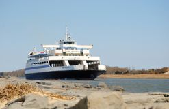 Cape may ferry Stock Photos
