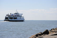 Cape may ferry Royalty Free Stock Photos