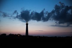 Cape may lighthouse Royalty Free Stock Images