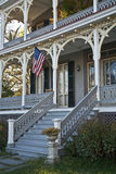 New Jersey Victorian home Royalty Free Stock Photo