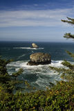 Cape Meares stock photo
