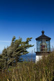Cape Meares Lighthouse Royalty Free Stock Photography