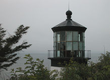 Free Cape Meares Lighthouse Stock Photography - 45132332