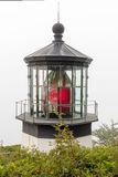 Cape Meares Lighthouse Fresnel Lens Royalty Free Stock Image