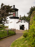 Cape Meares Lighthouse Royalty Free Stock Image