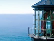 Cape Meares Lighthouse on the Oregon Coast royalty free stock image