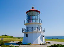 Cape Mendocino Lighthouse Stock Photography