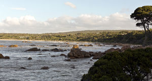 Cape Naturaliste Banker Bay Royalty Free Stock Photography