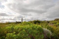 Cape-Naturalists Lighthouse: Western Australia royalty free stock photos