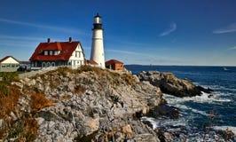Free Cape Neddick Lighthouse Maine Royalty Free Stock Photos - 159543118