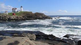 Free Cape Neddick Lighthouse Maine 6 Royalty Free Stock Photography - 49923437
