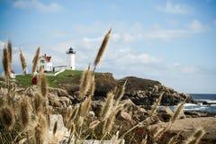 Cape Neddick Lighthouse Royalty Free Stock Images