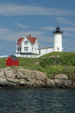 Cape Neddick Nubble Royalty Free Stock Photos