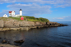 Free Cape Neddick Nubble Lighthouse Stock Photos - 32244513