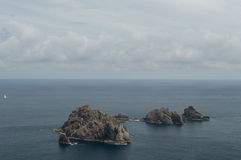 Cape Ortegal Royalty Free Stock Photography