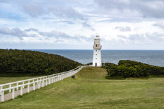 Cape Otway Lighthouse, Australia stock image