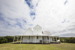 Cape Otway Telegraph Station, Great Ocean Road, Victoria, Australia Stock Photos