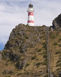 Cape Palliser Lighthouse Royalty Free Stock Photo